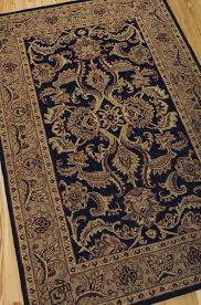 india house ih48 black rug by nourison