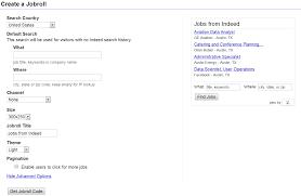 elegant tweaks adding indeed jobs to your website option