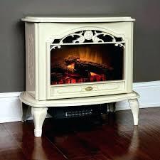 freestanding ventless fireplace