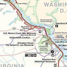 In 2019, the developer/property owner intends to rehabilitate the existing office building to serve new tenants. Maps George Washington Memorial Parkway U S National Park Service