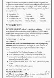 Mainframe Administration Sample Resume Awesome Hr Executive Resume
