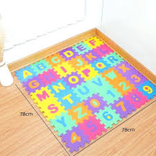 puzzle rugs play mat baby foam children soft developing floor pad crawling carpet for cats puzzle rugs
