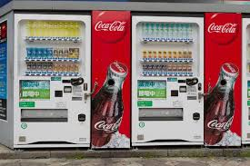 Coke Vending Machine Near Me Gorgeous Software AG's IoT Plan Networked Coke Machines Are Just The
