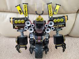 Lego 70632 The Ninjago Movie Quake Mech in PO7 Havant für £ 40,00 zum  Verkauf