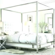 white metal queen bed – innovationsglobal.club