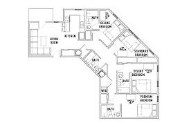 floor plans. Beautiful Plans 4 Bed  Bath Deluxe Bedroom Phase 1 For Floor Plans O