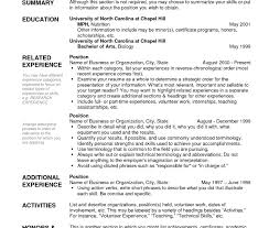 Resume Setup Examples How To Do Resume For Job Set Up Help Create Cover Letter I Make 11