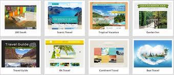 Website Builder Templates New Godaddy Website Builder Templates For A Stunning Website