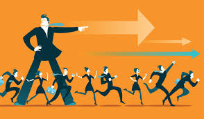 Leaderships and boundaries