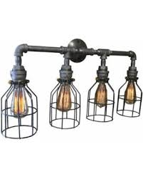Image Country Bathroom West Ninth Vintage Industrial Vanity Light The Home Depot Cant Miss Bargains On West Ninth Vintage Industrial Vanity Light
