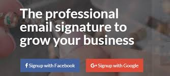 great email signatures best email signature generators free premium tools