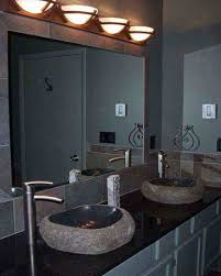 over vanity lighting. right bathroom vanity lighting tips to install for dazzling look round sconces over big n