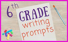 6th Grade Essay Prompts 6th Grade Writing Prompts Journalbuddies Com