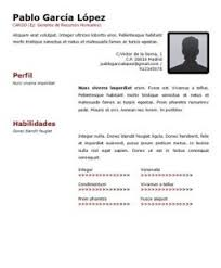 Ideas Collection Formato Para Curriculum Vitae Pdf Gratis Easy