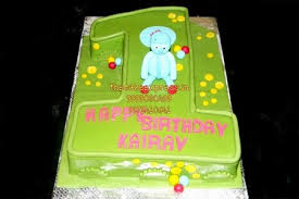 Baby Boy First Birthday Cake Online Cake Delivery Noidacake Shop