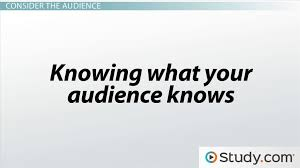 the style of a speech speaker audience purpose video  the style of a speech speaker audience purpose video lesson transcript com