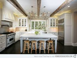 Eat In Kitchen Design And 2016 Kitchen Design Trends Accompanied By Amazing  Views Of Your Home Kitchen And Foxy Decoration 12