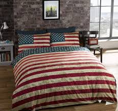 rapport nyc new york skyline bedding american flag reversible
