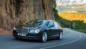 bentley new car releaseBentley releases into the wild the Flying Spur W12 S