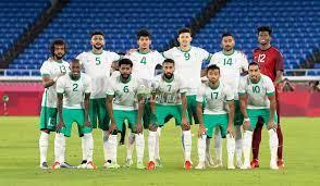 منتخب السعودية – في المدرج