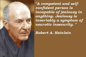 Robert Heinlein Quotes Enchanting Robert A Heinlein's Quotes Famous And Not Much Sualci Quotes