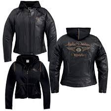 affordable harley davidson leather jackets for women
