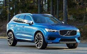 2018 volvo lineup. brilliant lineup 2018 volvo xc60 t6 inscription front three quarter 04 and volvo lineup