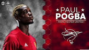 Paul Pogba Manchester United 2016 17 ...