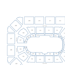 Allstate Arena Seating Chart Wwe Allstate Arena Interactive Wwe Seating Chart