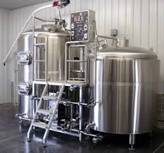 Image result for brewery equipment