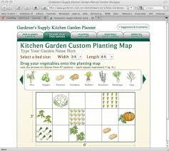 plan your garden now