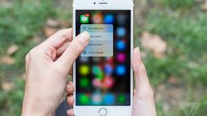 3D Touch can do on the iPhone 6S ...