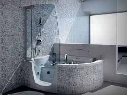small soaking bathtubs for small bathrooms. Lovely Bathroom Shower Along With Minimalist Small Design Ideas Deep Soaking Tub Bathtubs For Bathrooms