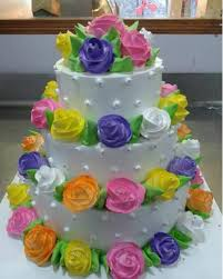 Service Provider Of Birthday Cakes Birthday Cake With Flower