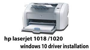 Please scroll down to find a latest utilities and drivers for your hp laserjet 1018. Hp Laserjet 1018 Printer Driver Install Windows 10 64bit Youtube