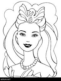 Barbie Coloring Pages For Free Barbie Coloring Pages To Print For