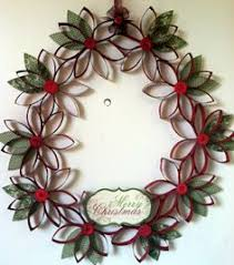 Christmas Crafts Made With Toilet Paper Rolls