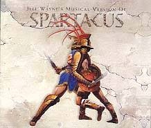 <b>Jeff Wayne's</b> Musical Version of Spartacus - Wikipedia