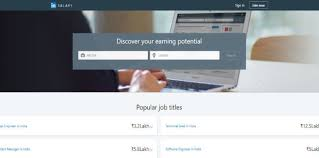 linkedin salary now available in india