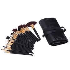 32pcs makeup brush set cosmetic brushes make up kit gold pouch bag case 1466574671 7939