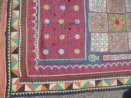 A vintage applique and patchwork ralli quilt of mid 20th century ... & A vintage applique and patchwork ralli quilt of mid 20th century. This is a  hand Adamdwight.com