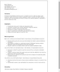Professional Guest Relations Executive Templates To Showcase Your