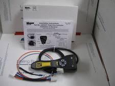 meyer plow control meyer pistol grip plow controller 22690 dc ez1 12 pin or use 6 pin