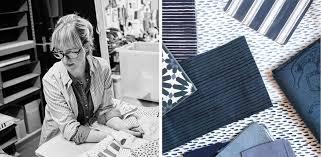 Textile Design New York Kate Loudoun Shand Studio Four Nyc