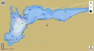 Vermilion Lake Fishing Map Ca_on_v_103384571 Nautical