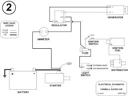 wiring help please farmall cub image
