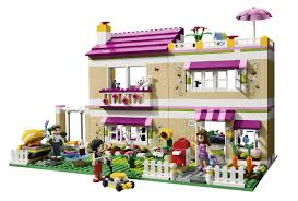 Real Life Lego House Amazoncom Lego Friends Olivias House 3315 Discontinued By