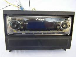 pioneer deh p6400 in dash radio cd player w remote 75 00 picclick pioneer deh p6400 in dash radio cd player w remote