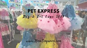 VLOG 001 - Pet Express Dog and Cat Expo 2019 #NinaVlogs |  www.NinaSinganon.com - YouTube