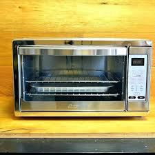 charming large countertop convection oven